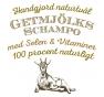 Getmjölksschampo 100% Naturligt