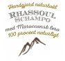 Rhassoulschampo 100% Naturligt