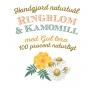 Ringblom & Kamomilltvål 100% Naturligt