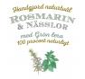 Rosmarin & Nässeltvål 100% Naturligt