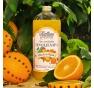 Linoljesåpa Apelsin & Nejlika 1 liter