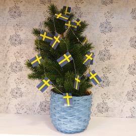 Flaggirland Sverige